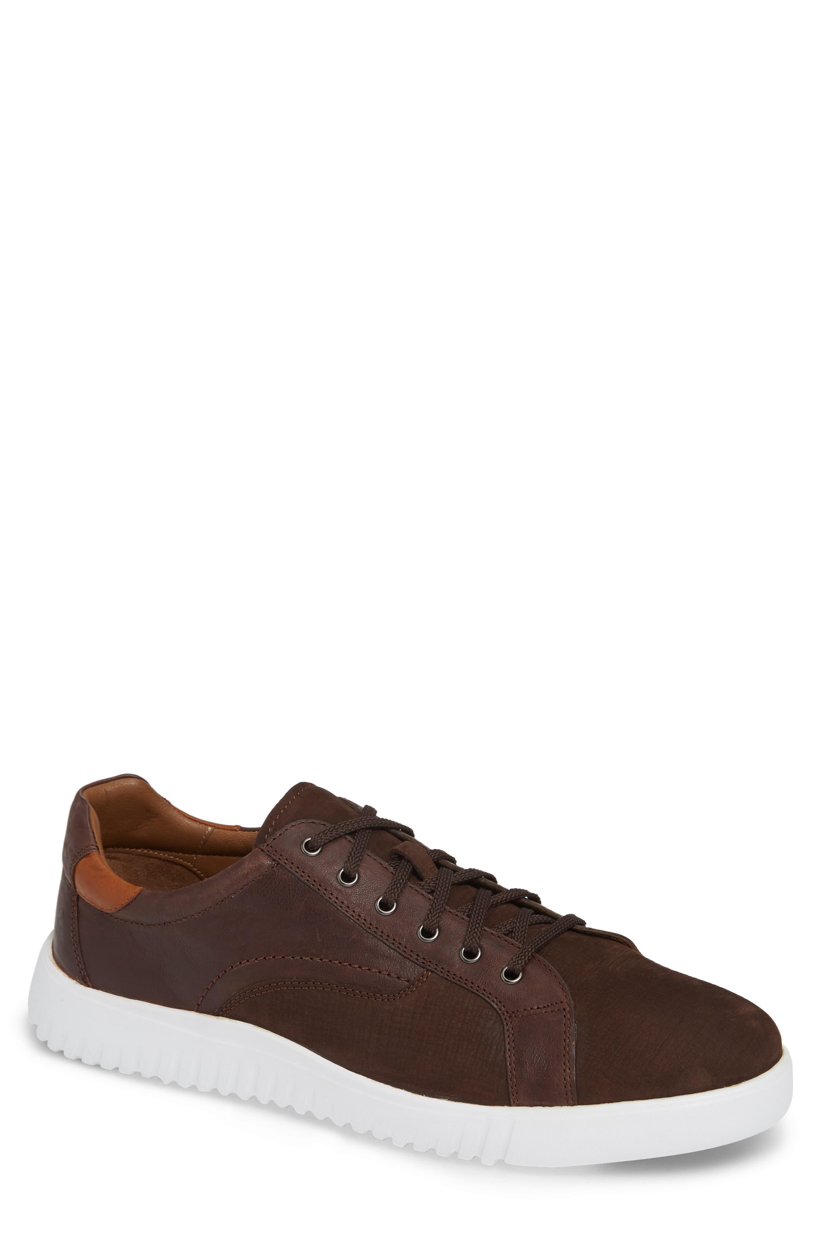 Johnston & Murphy Mcfarland Sneaker, Brown