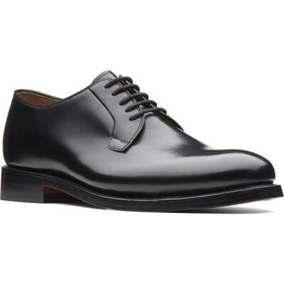 Bostonian Rhodes Plain Toe Derby- Black