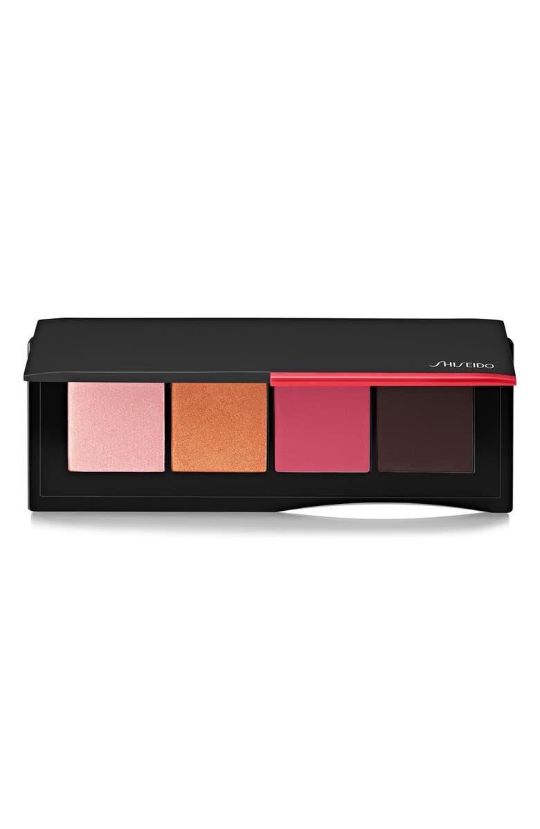 SHISEIDO Essentialist Eyeshadow Palette, Main, color, JIZOH STREET REDS