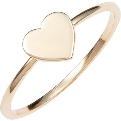 Anzie Love Letter Ring