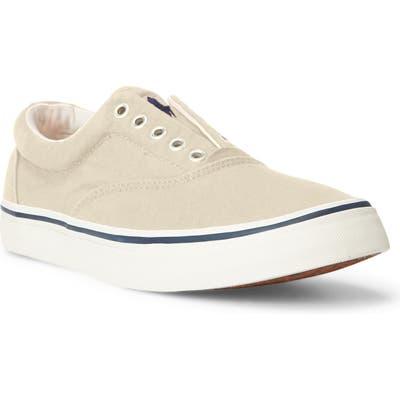 Polo Ralph Lauren Thorton V Sneaker, Beige