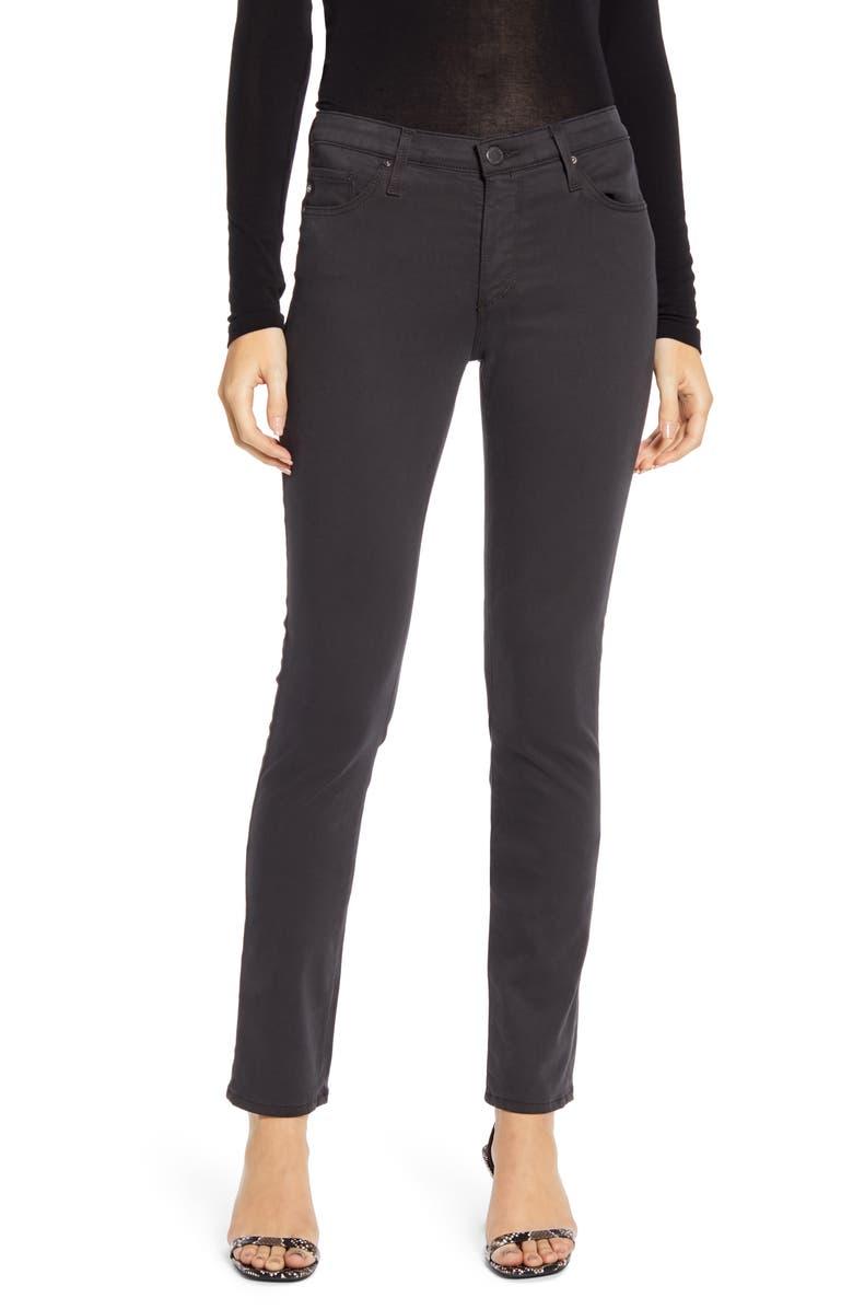 AG 'The Prima' Cigarette Leg Skinny Jeans, Main, color, 022