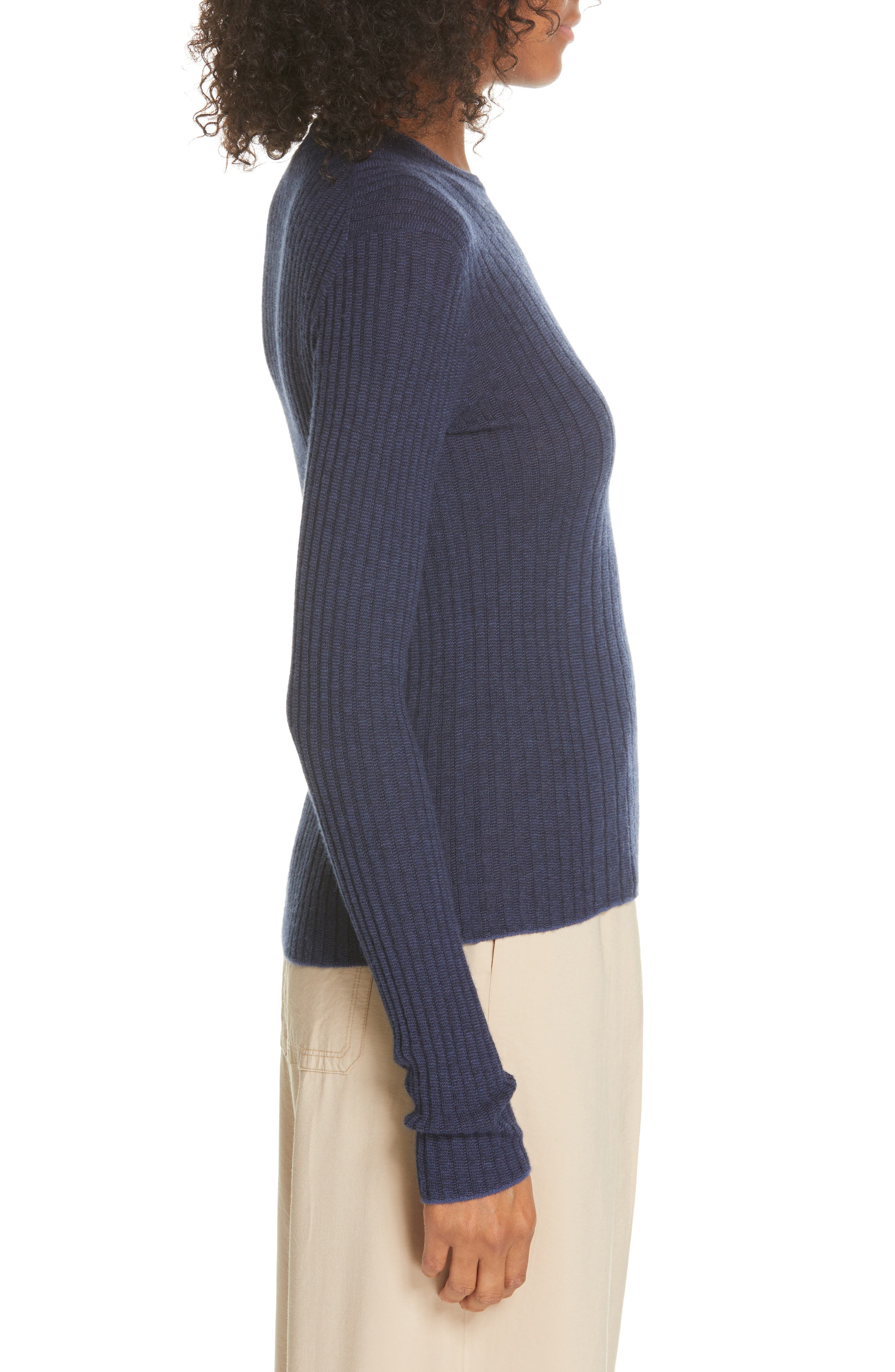 ,                             Mixed Rib Stitch Sweater,                             Alternate thumbnail 10, color,                             400