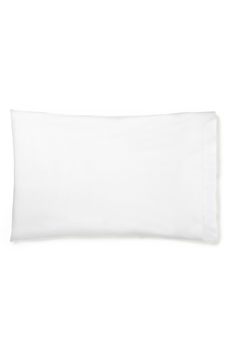 SFERRA Memoria Pillowcases, Main, color, SNOW
