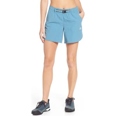 The North Face Class V 2.0 Hiking Shorts, Blue