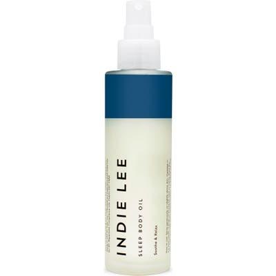 Indie Lee Soothe & Relax Sleep Body Oil