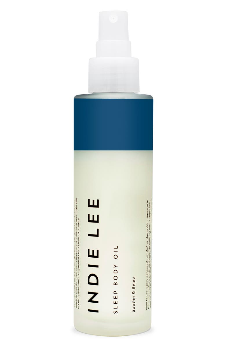 INDIE LEE Soothe & Relax Sleep Body Oil, Main, color, NO COLOR
