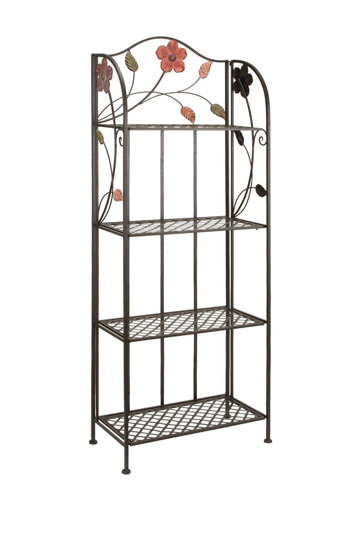 Image of Willow Row Floral Baker's Rack