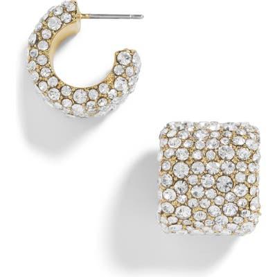 Baublebar Jocelyn Huggie Earrings