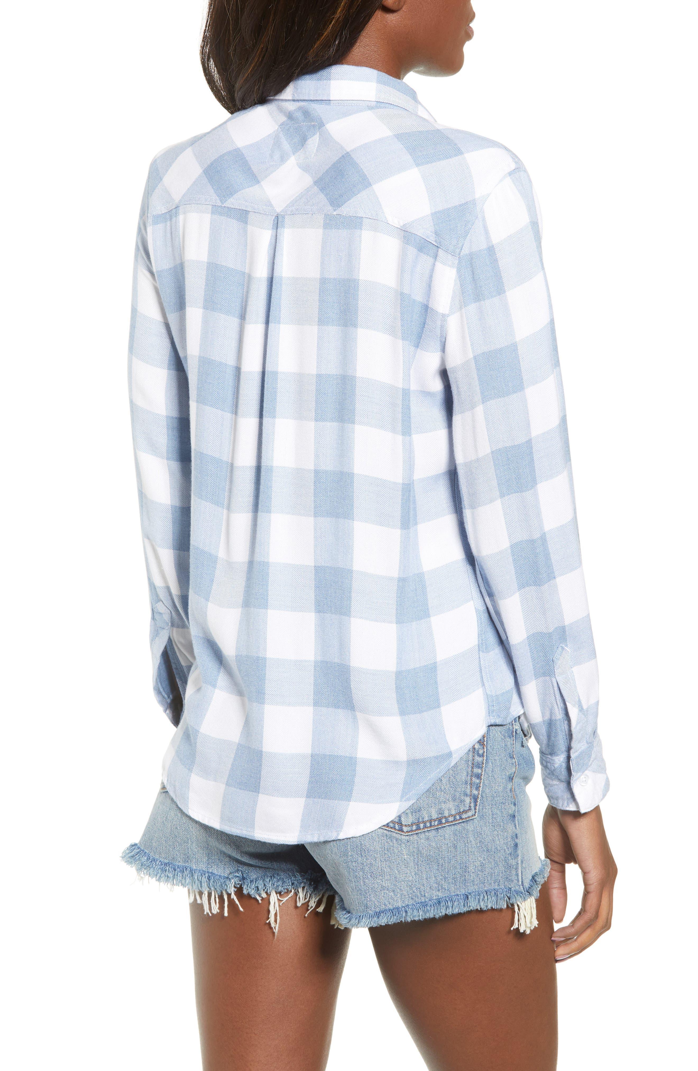 ,                             Hunter Plaid Shirt,                             Alternate thumbnail 112, color,                             424