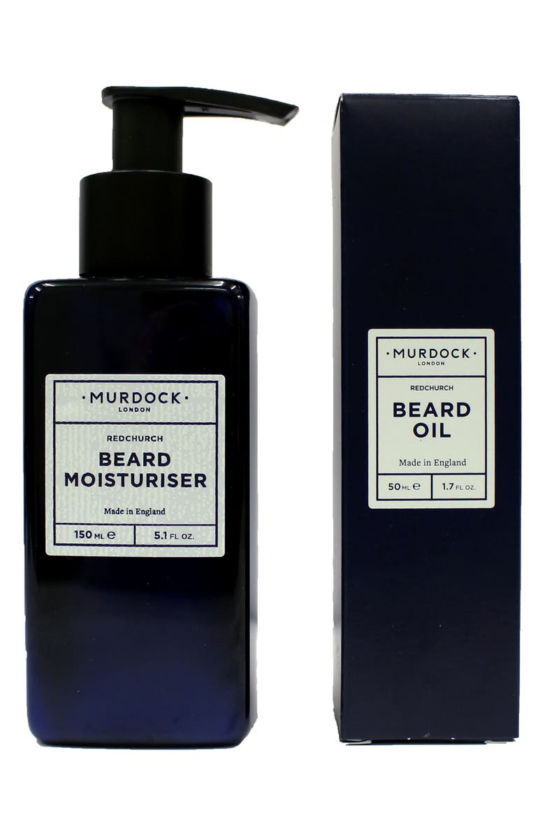 MURDOCK LONDON Beard Care Set, Main, color, 000