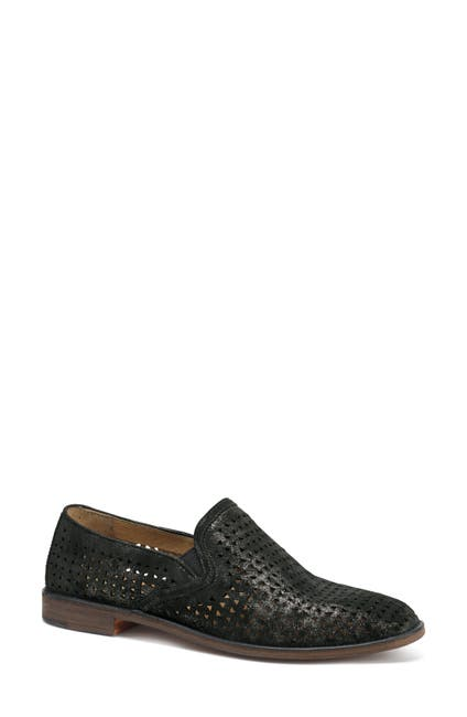 Image of Trask Ali Perforated Loafer