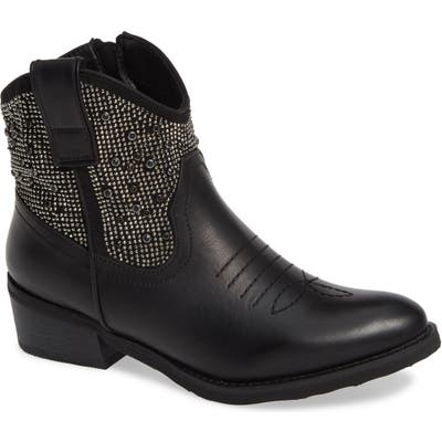 Very Volatile Toulon Western Boot- Black