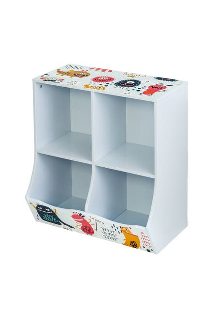 Image of Honey-Can-Do Kids 4-Cube Storage Caddy