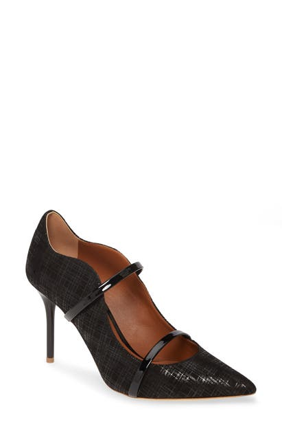 Malone Souliers Pumps MAUREEN DOUBLE BAND PUMP