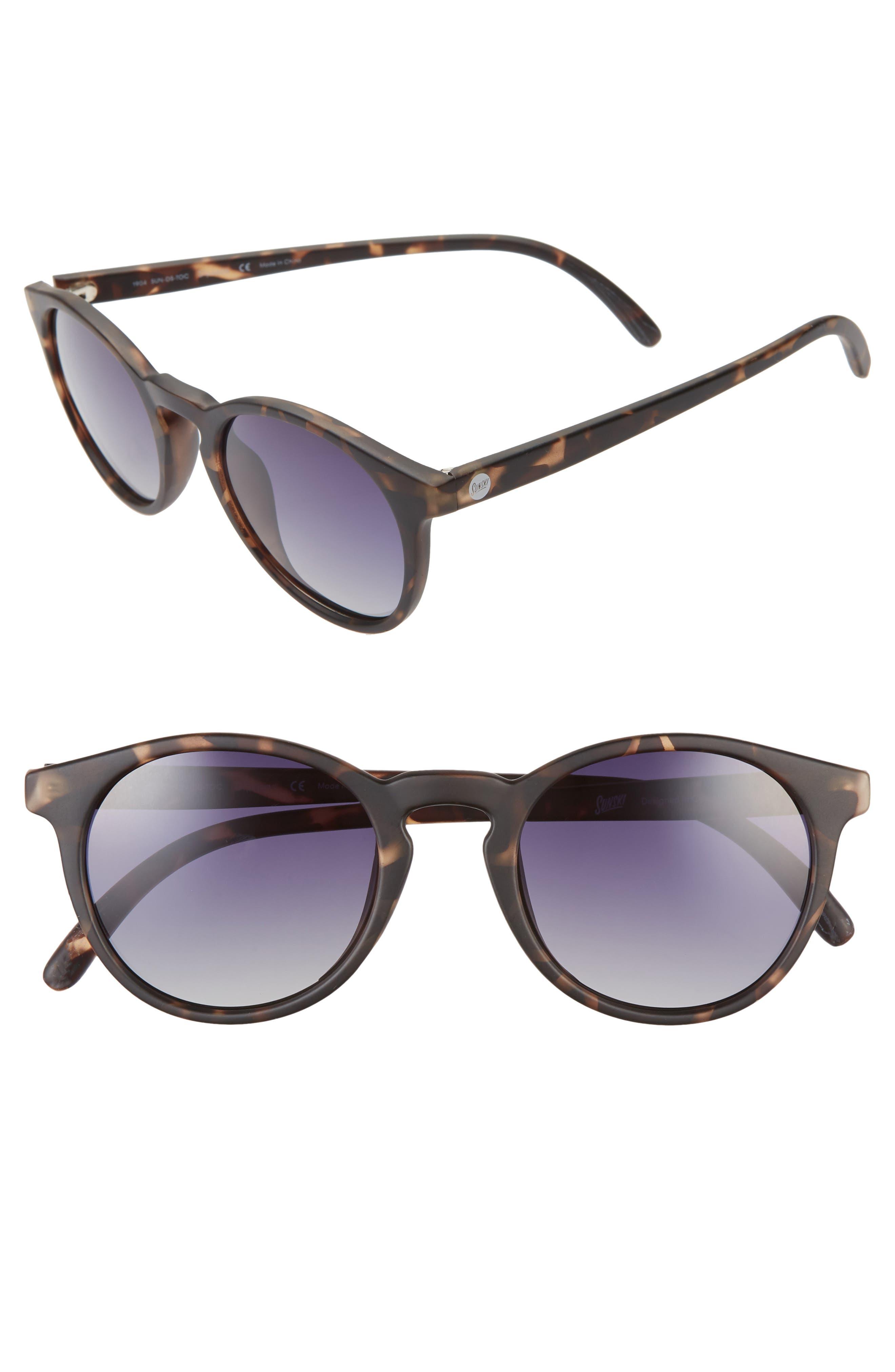 Sunski Dipsea 4m Polarized Sunglasses - Tortoise Ocean