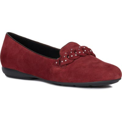 Geox Annytah Studded Loafer