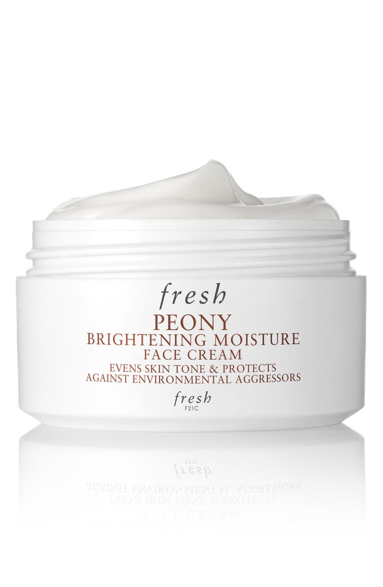 FRESH<SUP>®</SUP> Peony Brightening Moisture Face Cream, Main, color, NO COLOR