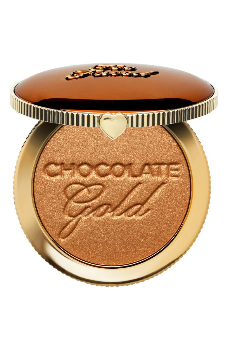 TOO FACED Chocolate Gold Soleil Bronzer, Main, color, 710