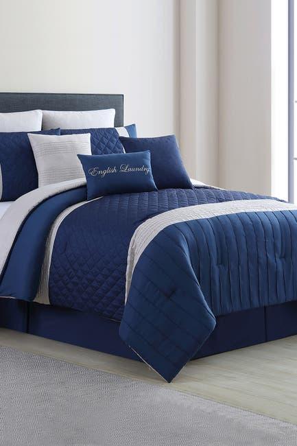 Image of Modern Threads 9-Piece Embellished Comforter Set - Logan - Queen