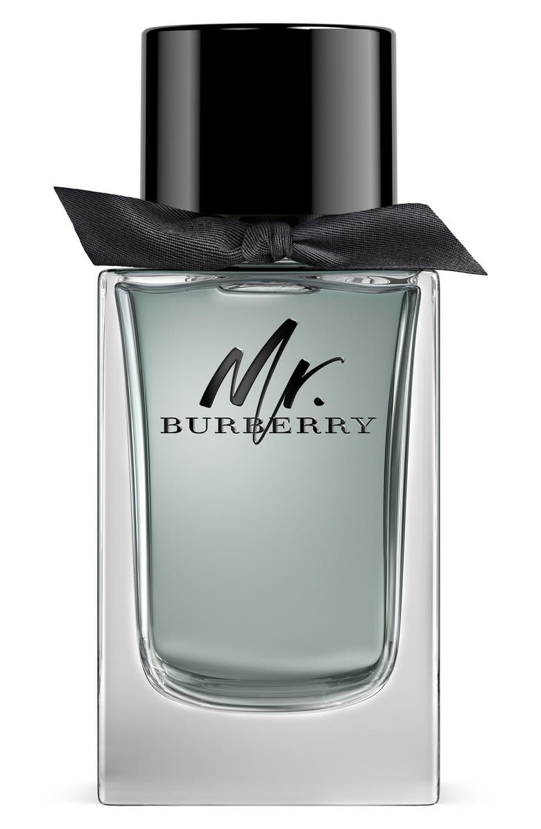 BURBERRY Mr. Burberry Eau de Toilette, Main, color, NO COLOR