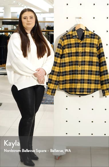 Jackson Regular Fit Button-Up Shirt Jacket, sales video thumbnail