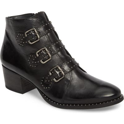 Paul Green Soho Bootie, .5UK - Black