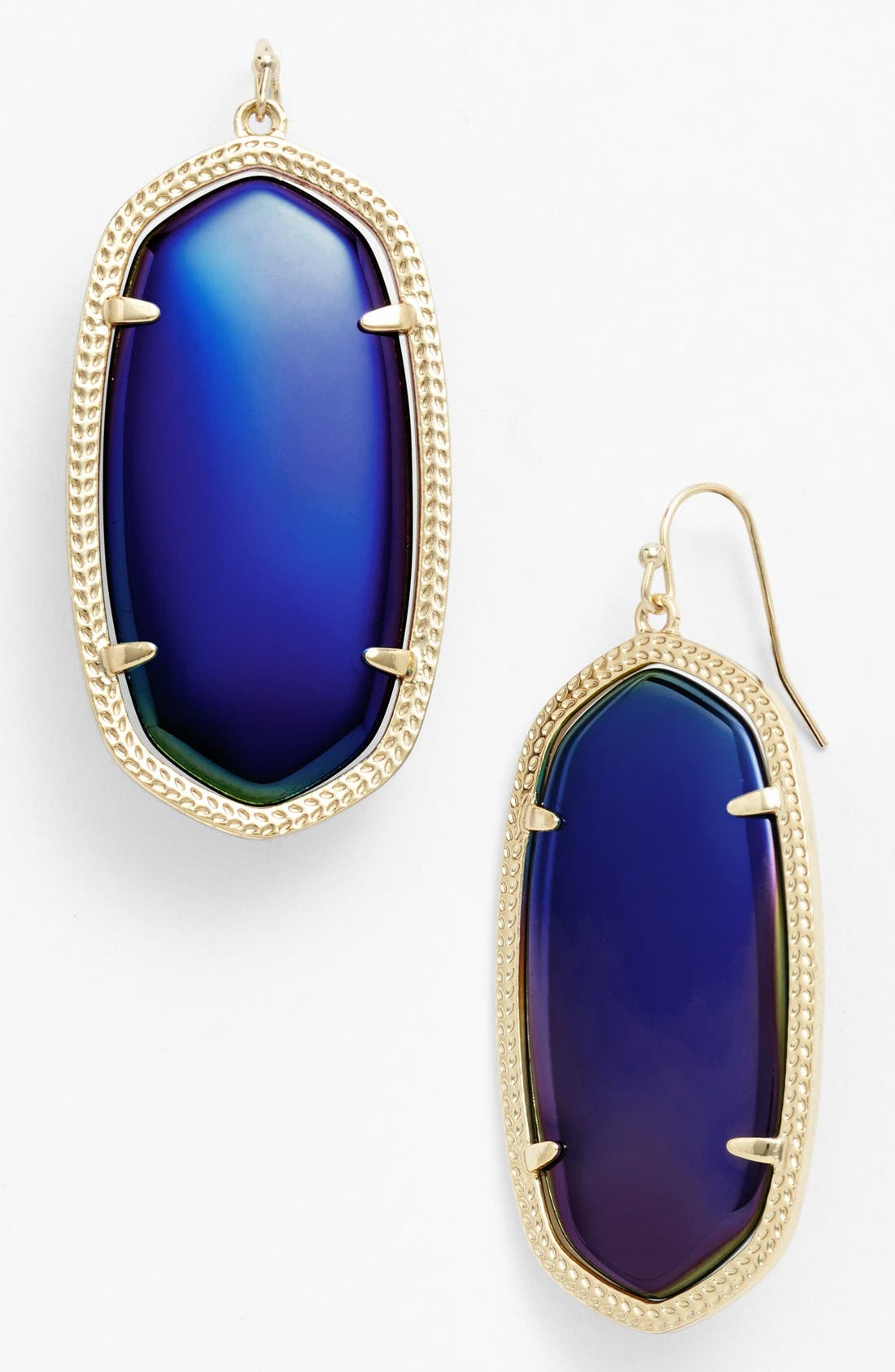 ,                             'Danielle' Oval Statement Earrings,                             Main thumbnail 6, color,                             002