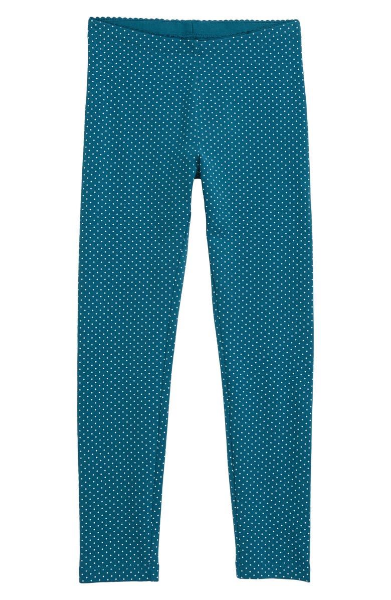 TEA COLLECTION Pin Dot Leggings, Main, color, 463
