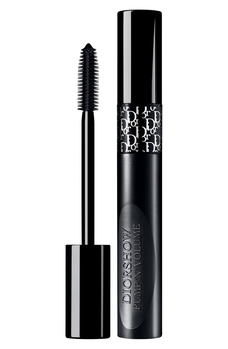 DIOR Diorshow Pump n Volume HD Mascara, Main, color, 090 BLACK PUMP