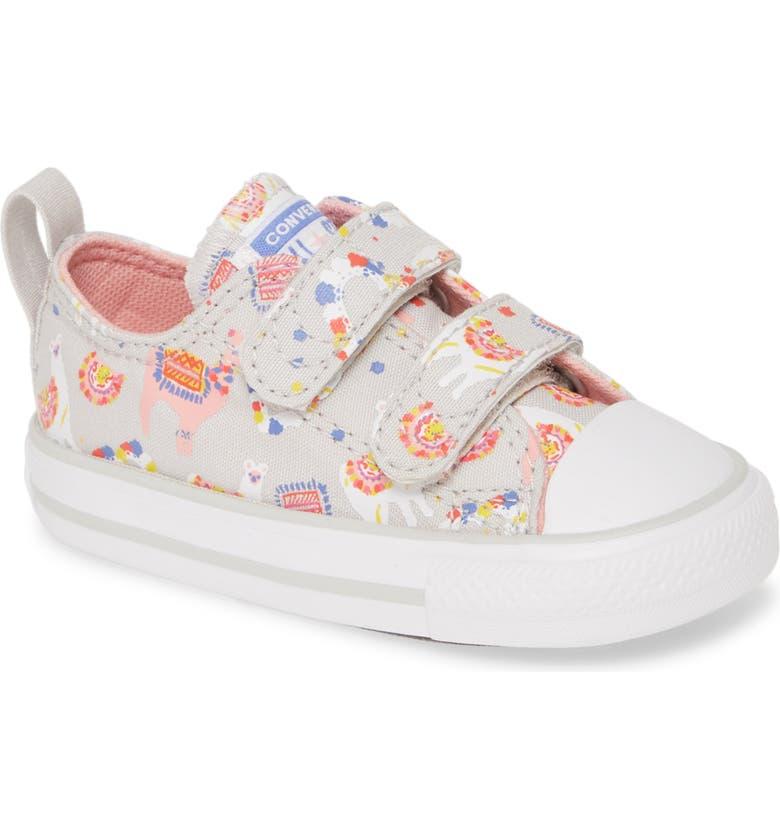 Converse Chuck Taylor® All Star® Llama Low Top Sneaker (Baby
