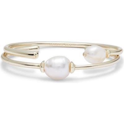 Kendra Scott Amiya Natural Pearl Bracelet