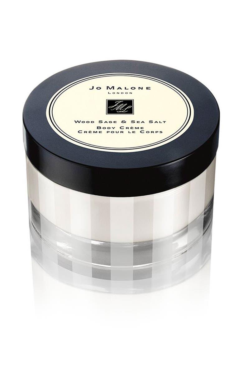 JO MALONE LONDON<SUP>™</SUP> Wood Sage & Sea Salt Body Crème, Main, color, 000