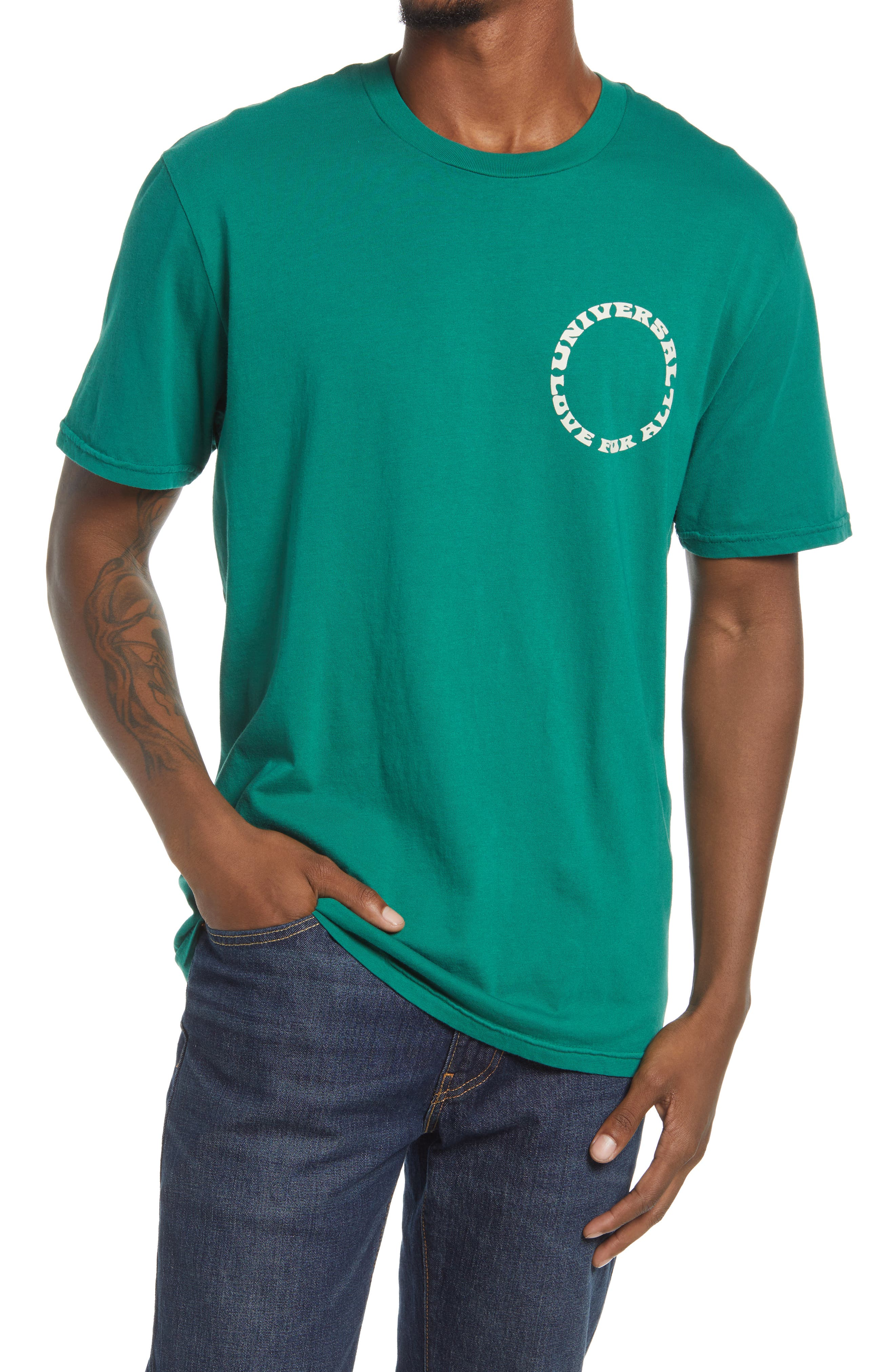 Men's Universal Love For All Graphic Tee