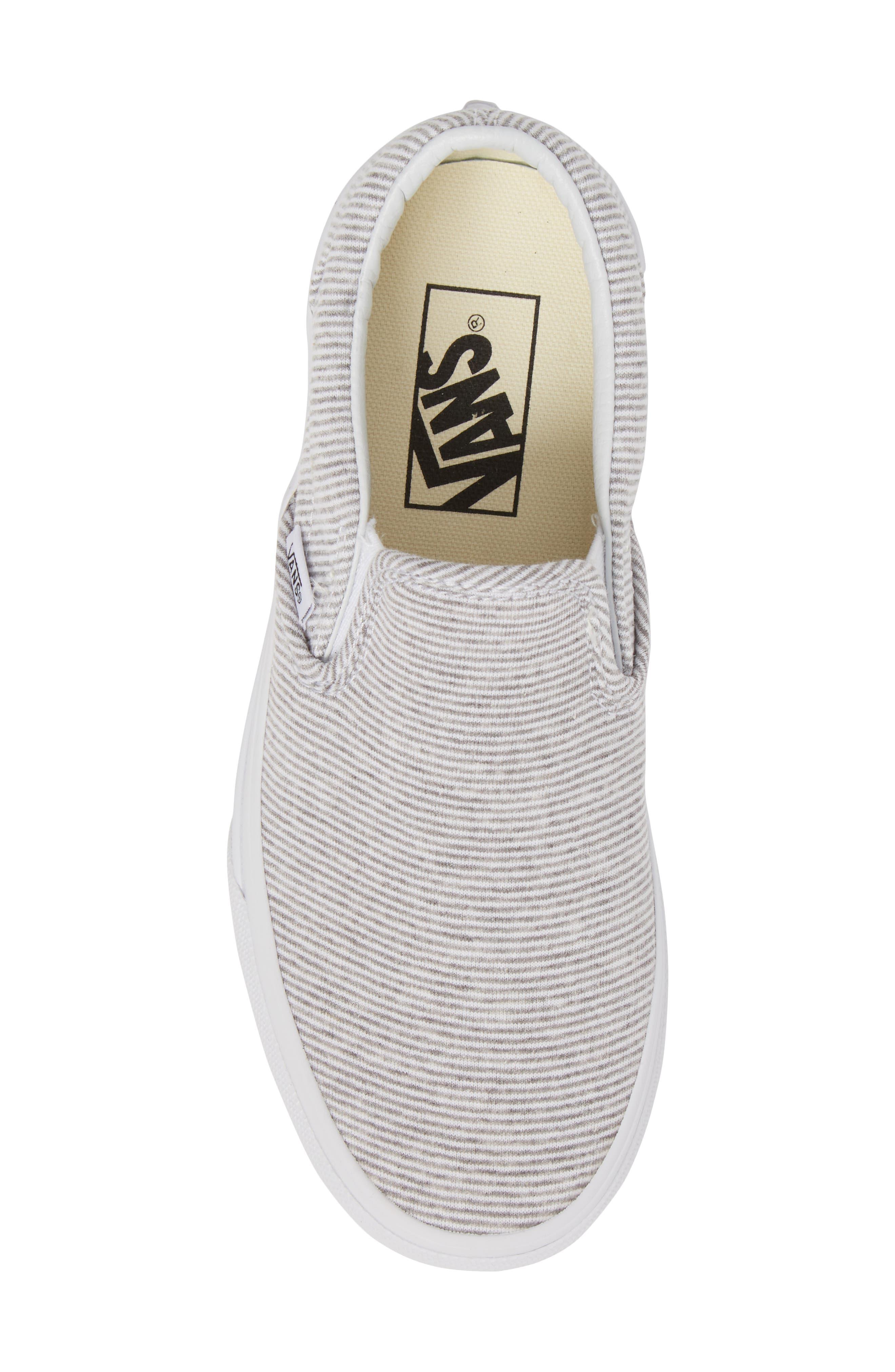 ,                             Classic Slip-On Sneaker,                             Alternate thumbnail 97, color,                             031