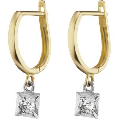 Maniamania Mythologies Diamond Charm Earrings