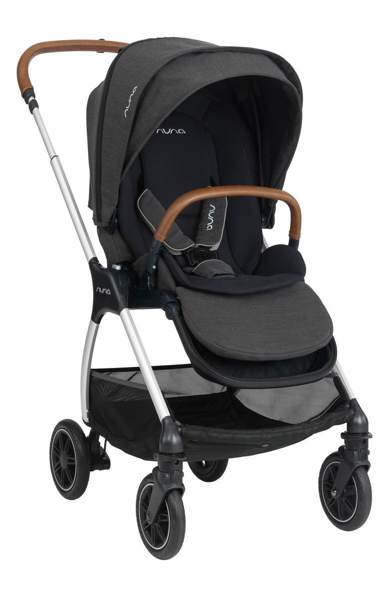 NUNA TRIV<sup>™</sup> Stroller, Main, color, CAVIAR