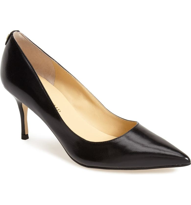 IVANKA TRUMP 'Boni' Pointy Toe Pump, Main, color, 001