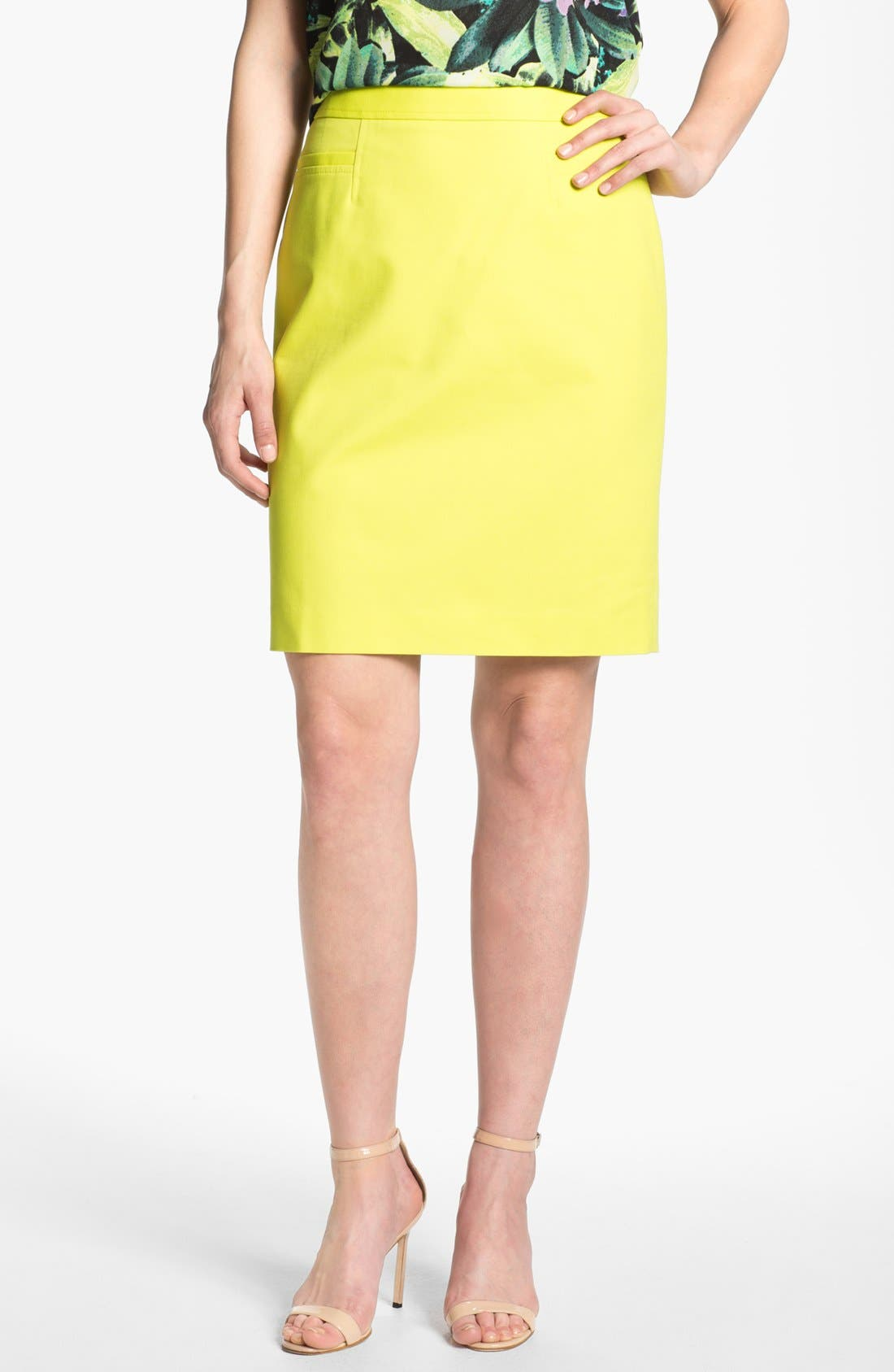 ,                             Stretch Woven Skirt,                             Main thumbnail 16, color,                             340