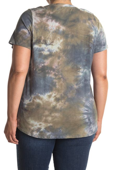Image of Knit Riot Slouchy Short Sleeve Weekends Coffee Tee