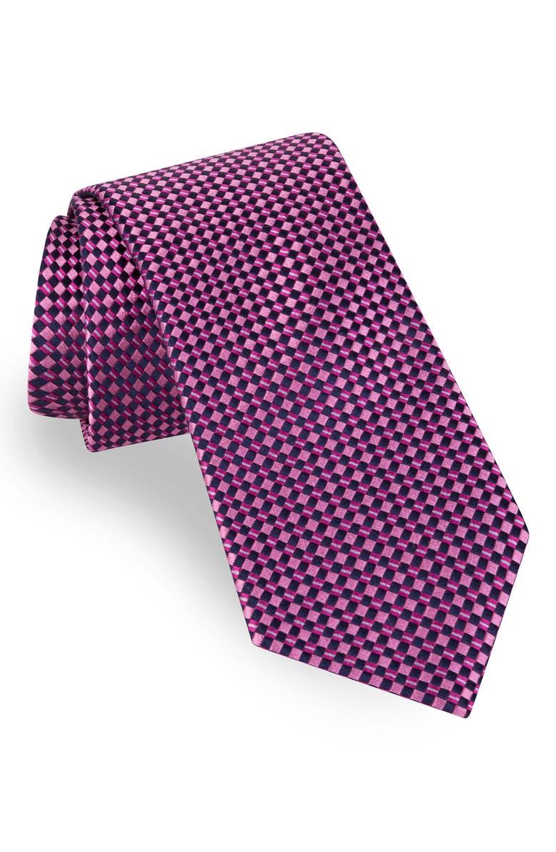 Ted Baker London Geometric Silk Tie
