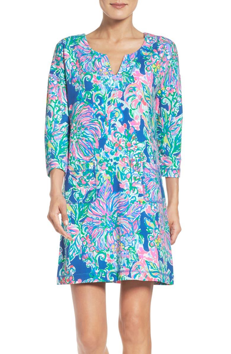 582c1664f67b29 Lilly Pulitzer® Joyce UPF 50+ Shift Dress | Nordstrom