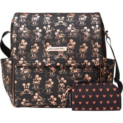 Petunia Pickle Bottom X Disney Mickey Mouse Boxy Diaper Bag -
