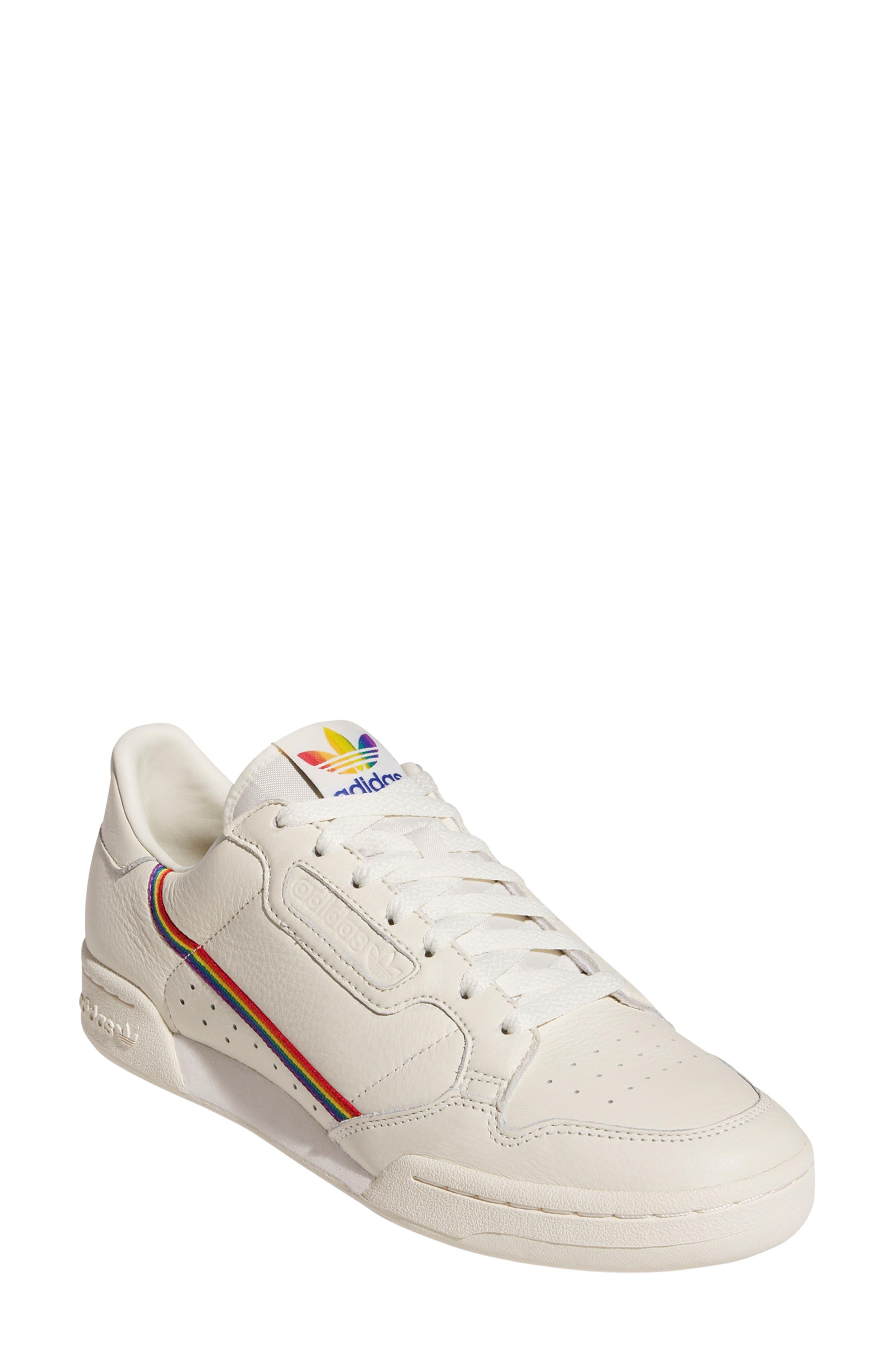 Adidas Continental 80 Pride Sneaker, / 10 Men