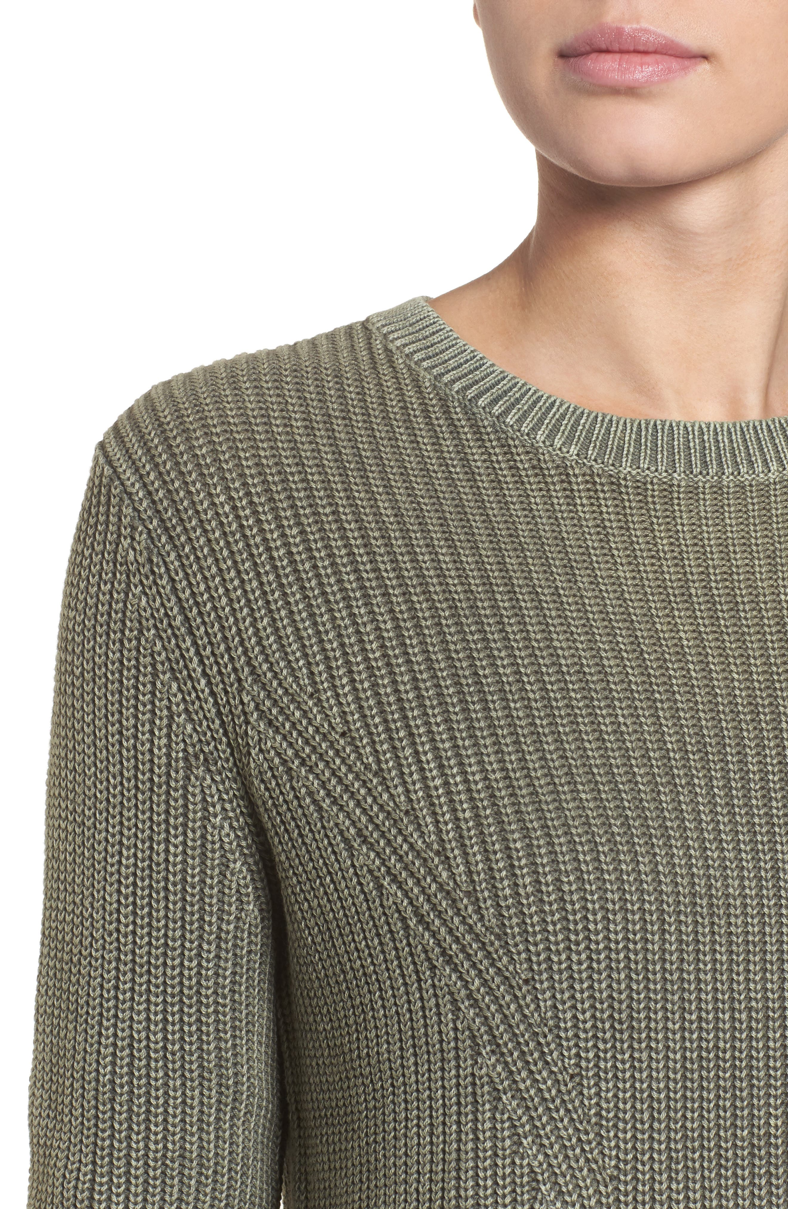 ,                             Tie Back Tunic Sweater,                             Alternate thumbnail 10, color,                             311