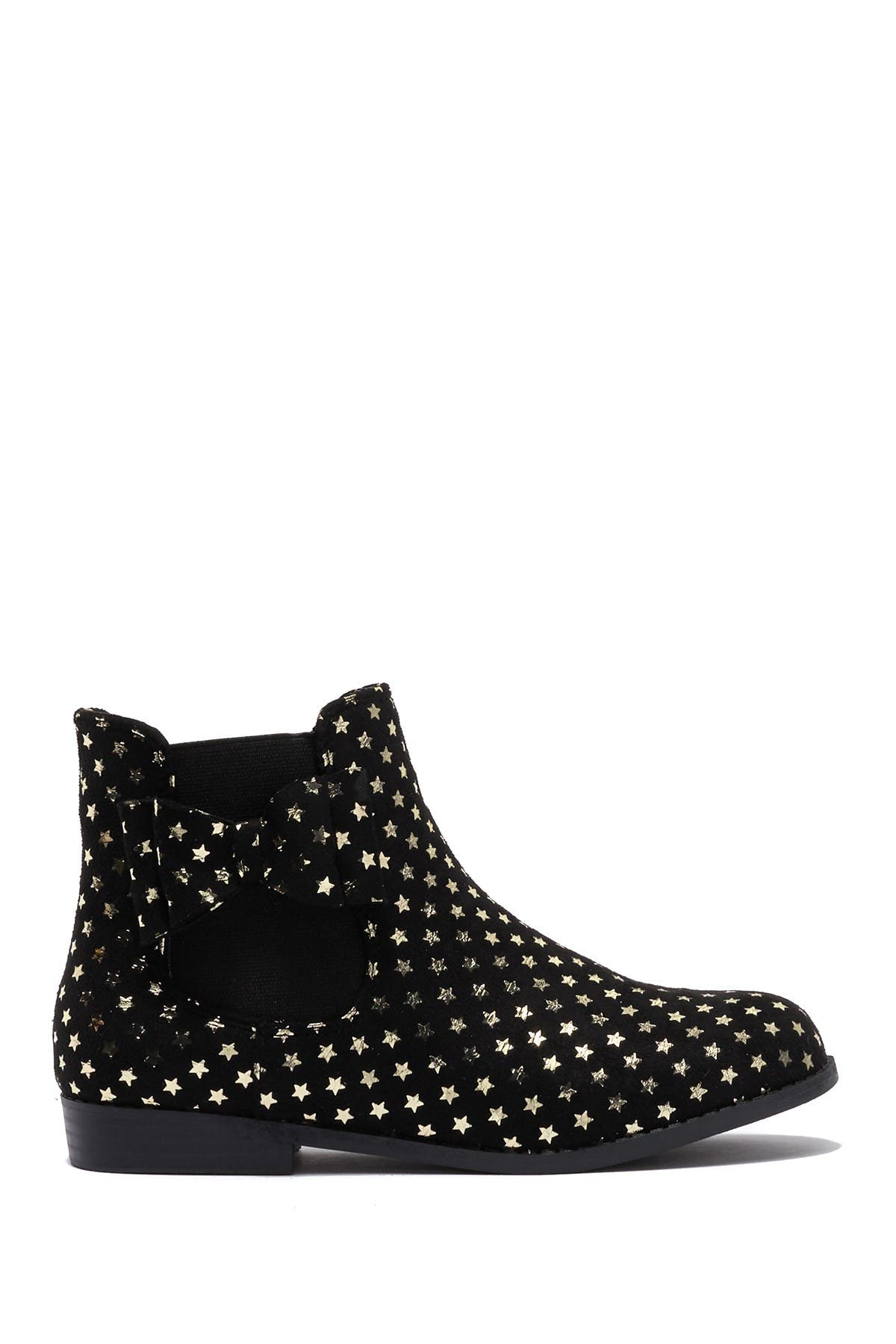 Tahari Fez Foil Print Ankle Boot
