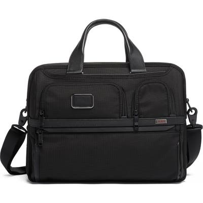 Tumi Alpha 3 T-Pass Expandable Laptop Briefcase -