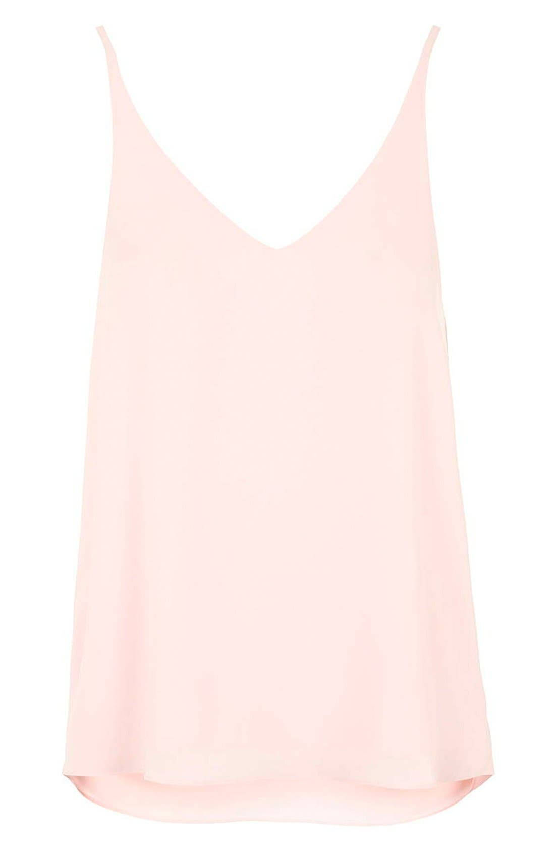 ,                             Strappy V-Neck Camisole,                             Alternate thumbnail 16, color,                             250