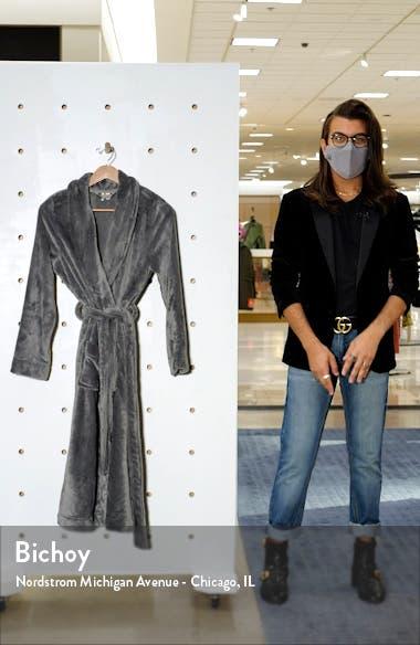 Bliss Plush Robe, sales video thumbnail