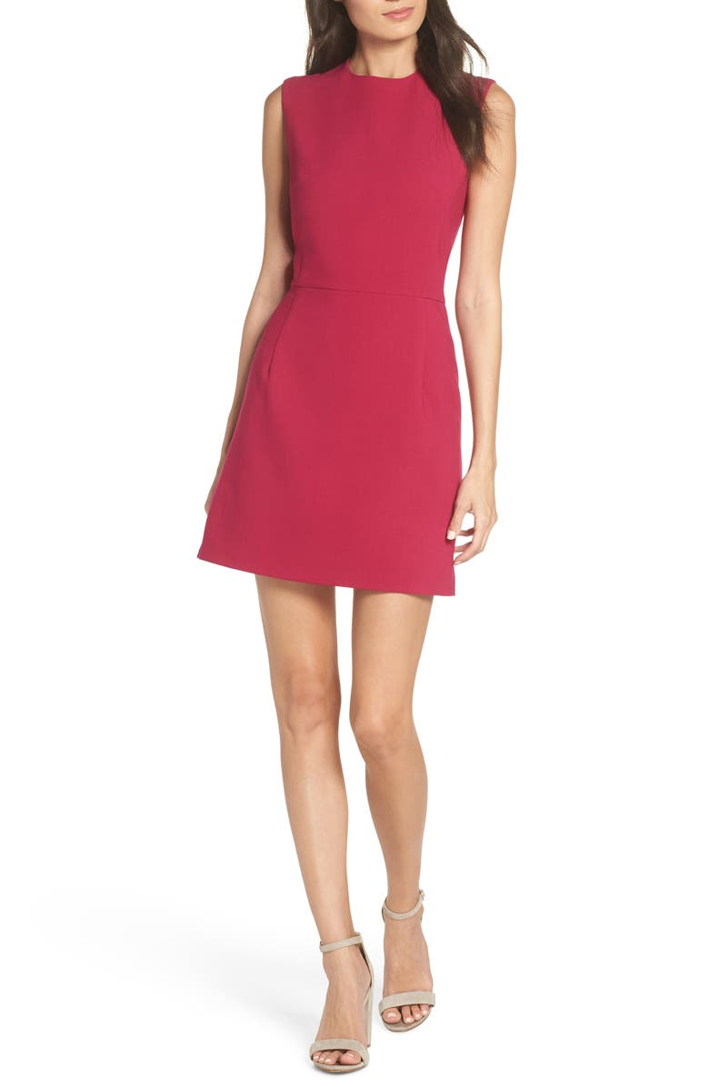 FRENCH CONNECTION SundaeStretch Minidress, Main, color, 500